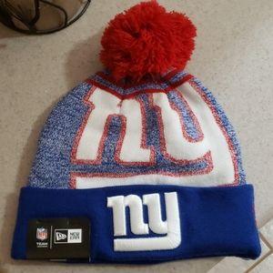 Brand new NY Giants beanie